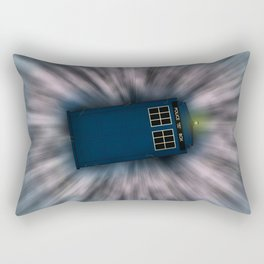 Doctor Who - Call me a Doctor..... Allons-y! Rectangular Pillow