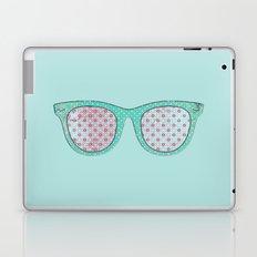 Retro Sunnies Laptop & iPad Skin