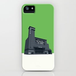 ODEON Leicester Square iPhone Case