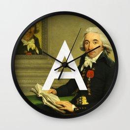 Exhibit A (MetaPhone) Wall Clock