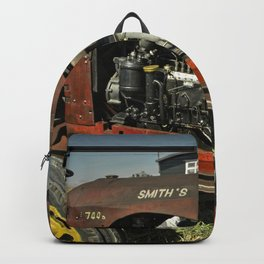 Massey Harris 744D Backpack