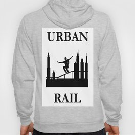 URBAN RAIL Hoody