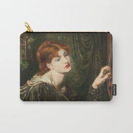 Dante Gabriel Rossetti - Veronica Veronese Carry-All Pouch