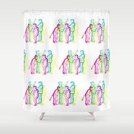 Phish // Series 2 Shower Curtain