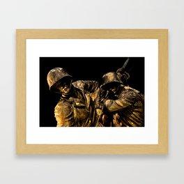 Strive Framed Art Print