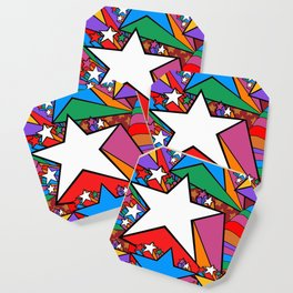 Wonderful Starburst Coaster