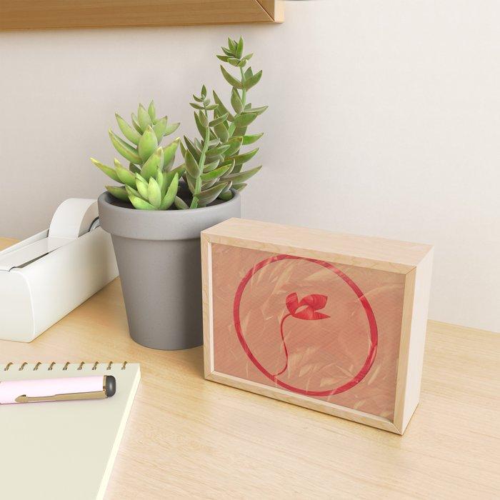Juturna Framed Mini Art Print