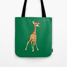 You're Having A Giraffe! Tote Bag