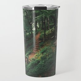 Fairytale Forest, Isle Of Mull Travel Mug