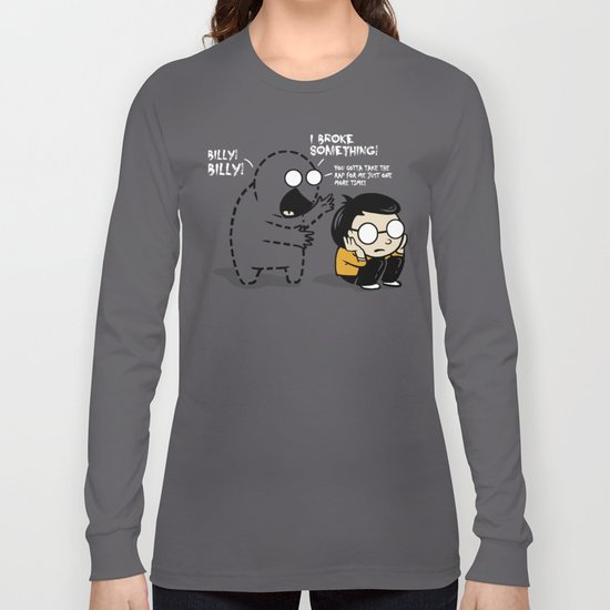Worst Imaginary Friend Ever Long Sleeve T-shirt