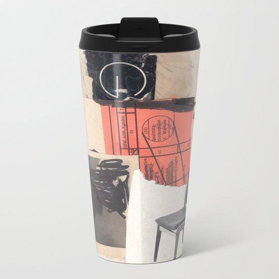 CHAI R Metal Travel Mug