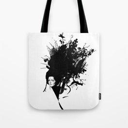 Beautiful Hair II Tote Bag