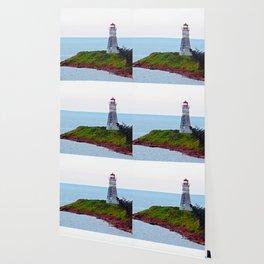 Lighthouse Cape Jourimain N-B Wallpaper