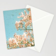 Magnolia Tree Stationery Cards