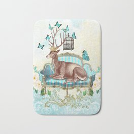 Deer me Bath Mat