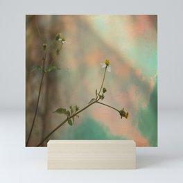 Simple Flowers Mini Art Print