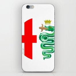 Alfa Romeo logo interpretation! iPhone Skin