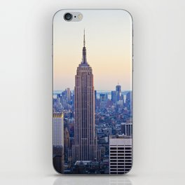The Empire State Building iPhone Skin