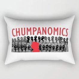 CHUMPANOMICS Rectangular Pillow