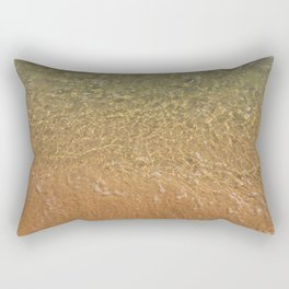 the shore Rectangular Pillow