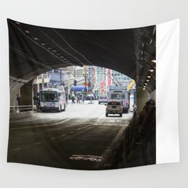 Stockton Tunnel Wall Tapestry