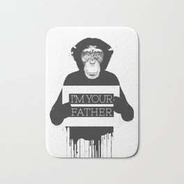 I'm your father II Bath Mat
