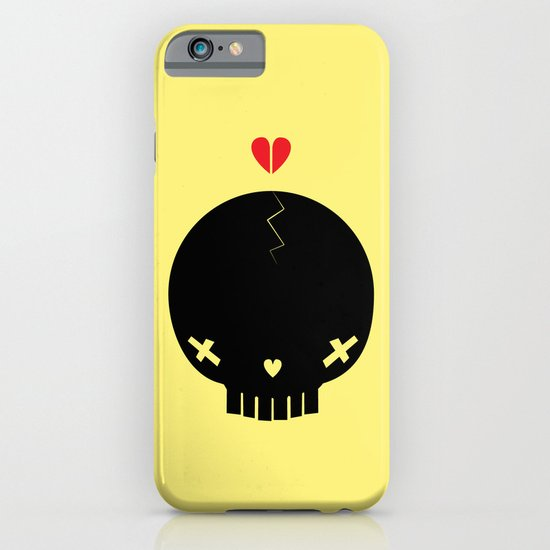 HEART BREAKER - ed. fact iPhone & iPod Case