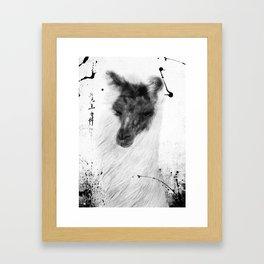 KANZIN Framed Art Print