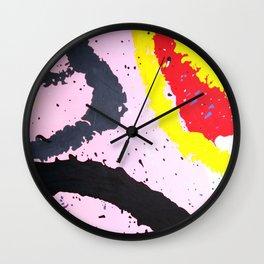 Zoom Exploited 02 Wall Clock