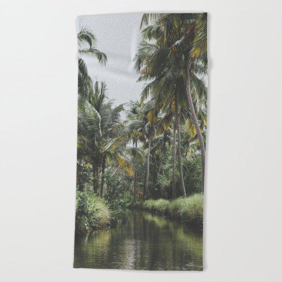 Cochin, India Beach Towel