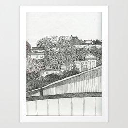 Bayview Art Print