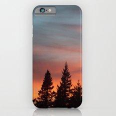Watercolor Sunset iPhone 6s Slim Case