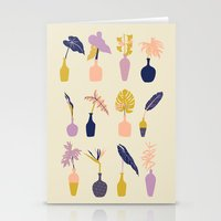 plants Stationery Cards featuring Plants by Sofia Noceti