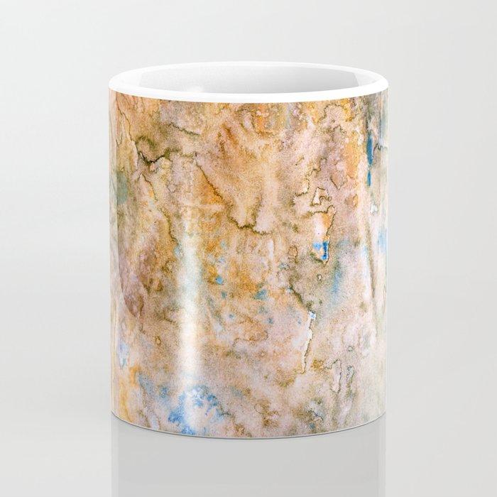 grungy texture Coffee Mug