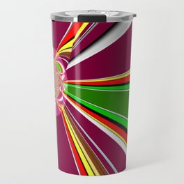 A burst of hope Travel Mug
