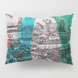 Lucca  roofs Pillow Sham