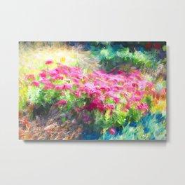 Floral Dream Metal Print