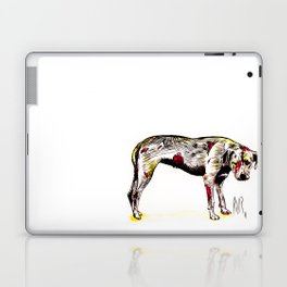 The sadness of streetdogs Laptop & iPad Skin