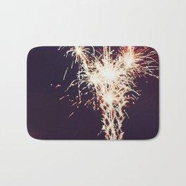Firework Bath Mat