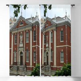 Old Town Philadelphia Blackout Curtain