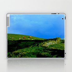 The Rolling Hills of County Clare Laptop & iPad Skin