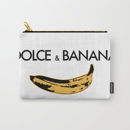 DOLCE AND BANANA Carry-All Pouch