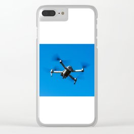 The Drone Clear iPhone Case