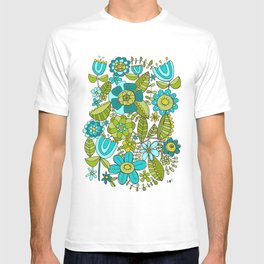 Botanical Doodles T-shirt