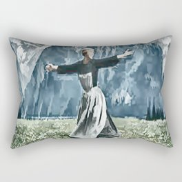 Hills Alive Rectangular Pillow