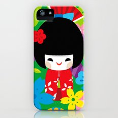 Kokeshi iPhone (5, 5s) Slim Case