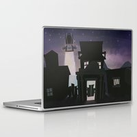 toy story Laptop & iPad Skins featuring a Toy Story by avoid peril