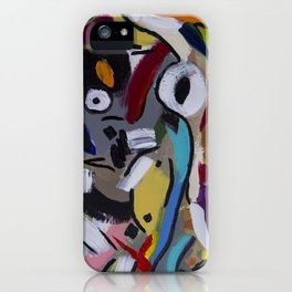 One Seeing Eye iPhone Case