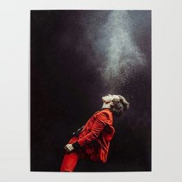 Harry on stage #1 Poster