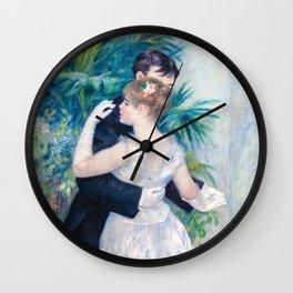 Pierre-Auguste Renoir - City Dance Wall Clock